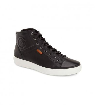 کفش کتانی Ecco High Top
